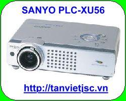 Máy chiếu Sanyo PLC-XU56